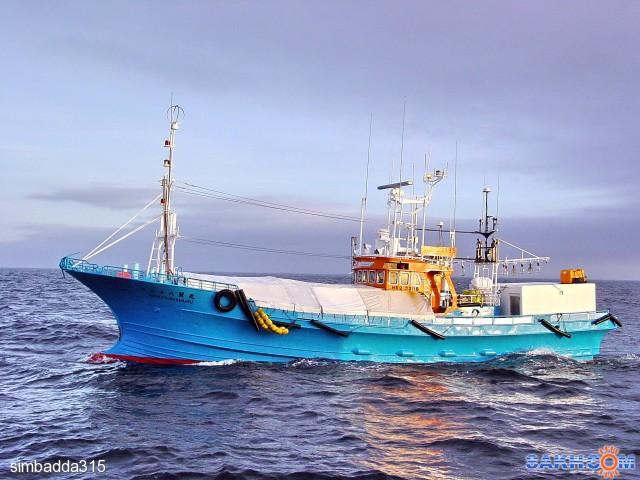 купить речное рыболовное судно в японии